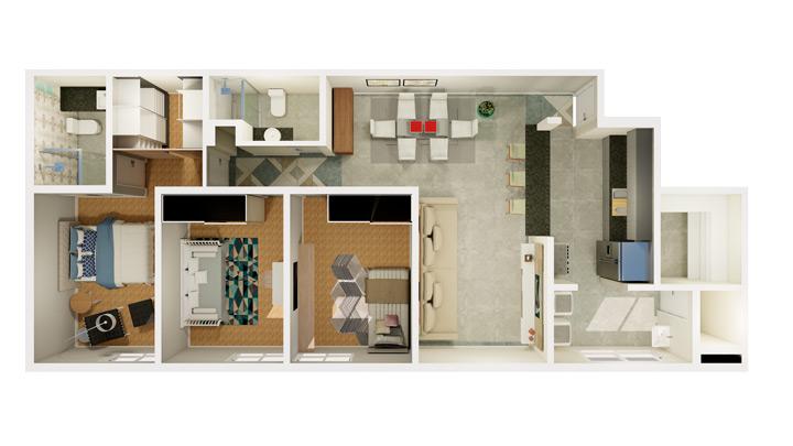 OK - Ardeco - Projeto residencial 23